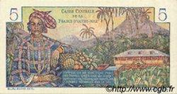 5 Francs Bougainville type 1946 AFRIQUE ÉQUATORIALE FRANÇAISE  1946 P.20B SPL