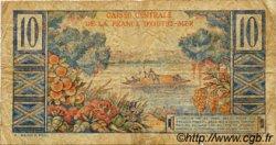 10 Francs Colbert AFRIQUE ÉQUATORIALE FRANÇAISE  1946 P.21 B
