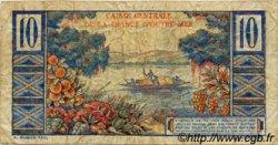 10 Francs Colbert AFRIQUE ÉQUATORIALE FRANÇAISE  1946 P.21 TB