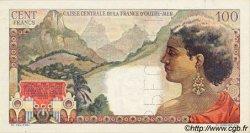 100 Francs La Bourdonnais AFRIQUE ÉQUATORIALE FRANÇAISE  1946 P.24s SPL