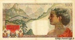 100 Francs La Bourdonnais AFRIQUE ÉQUATORIALE FRANÇAISE  1946 P.24 TTB