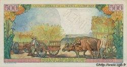 500 Francs Pointe à Pitre AFRIQUE ÉQUATORIALE FRANÇAISE  1946 P.25s pr.SPL