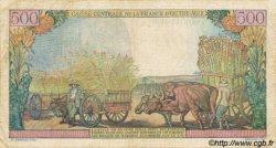 500 Francs Pointe à Pitre AFRIQUE ÉQUATORIALE FRANÇAISE  1946 P.25 TB