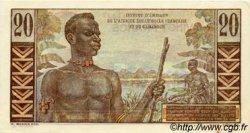 20 Francs CAMEROUN  1957 P.30 pr.SPL