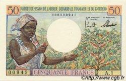 50 Francs type 1957 CAMEROUN  1957 P.31 pr.NEUF