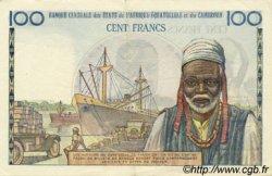 100 Francs type 1956 modifié 1961 CONGO  1961 P.01c SUP+