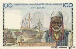 100 Francs type 1956 modifié 1961 AFRIQUE ÉQUATORIALE FRANÇAISE  1961 P.01e pr.NEUF