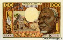 100 Francs type 1962 TCHAD  1962 P.03a pr.NEUF