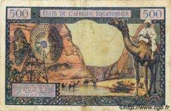 500 Francs type 1963 avec taille douce ÉTATS DE L