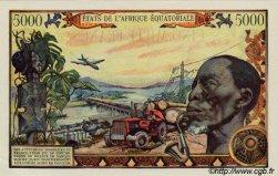5000 Francs type 1962 TCHAD  1962 P.06a pr.NEUF