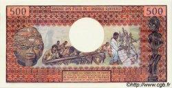 500 Francs TCHAD  1973 P.02a SPL