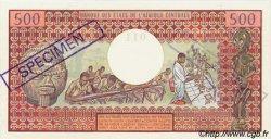 500 Francs type 1973/1978 TCHAD  1978 P.02bs SPL+