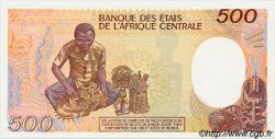 500 Francs type 1984 TCHAD  1986 P.09a NEUF