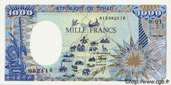 1000 Francs type 1984 TCHAD  1985 P.10 NEUF