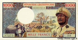 1000 Francs CENTRAFRIQUE  1973 P.02 SPL