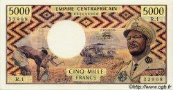 5000 Francs CENTRAFRIQUE  1978 P.07 pr.NEUF