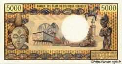 5000 Francs type 1973 / 1978 CENTRAFRIQUE  1978 P.07 pr.NEUF