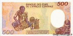 500 Francs type 1984 CENTRAFRIQUE  1989 P.14d NEUF