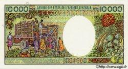 10000 Francs CENTRAFRIQUE  1983 P.13s SUP+