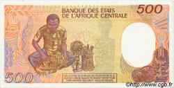 500 Francs type 1984 CONGO  1985 P.08a NEUF