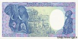 1000 Francs type 1984 modifié CONGO  1990 P.10b NEUF