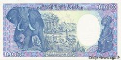 1000 Francs type 1984 modifié CONGO  1991 P.10c NEUF
