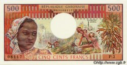 500 Francs GABON  1974 P.02a NEUF