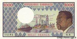 1000 Francs type 1973 GABON  1973 P.03c NEUF