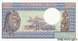 1000 Francs type 1973 GABON  1983 P.03d NEUF