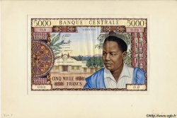 5000 Francs CAMEROUN  1961 P.09 var NEUF