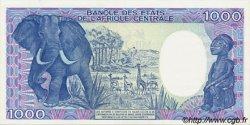 1000 Francs type 1984 modifié GUINÉE ÉQUATORIALE  1985 P.21 pr.NEUF