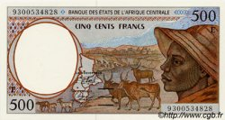 500 Francs type 1993 ÉTATS DE L