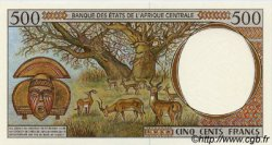 500 Francs type 1993 TCHAD  1994 P.601Pb NEUF