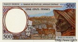 500 Francs type 1993 CAMEROUN  1994 P.201Eb NEUF