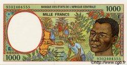 1000 Francs type 1991 CAMEROUN  1993 P.202Ea NEUF