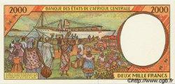 2000 Francs type 1993 CAMEROUN  1994 P.203Eb NEUF