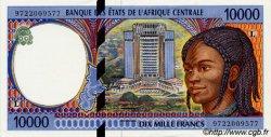 10000 Francs type 1992 GABON  1997 P.405Lc pr.NEUF
