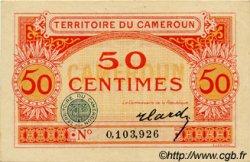 50 Centimes CAMEROUN  1922 P.04 SPL+