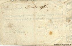 100 Livres Tournois typographié FRANCE  1720 Laf.090 TB+