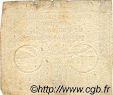 15 Sols FRANCE  1792 Laf.149 TTB