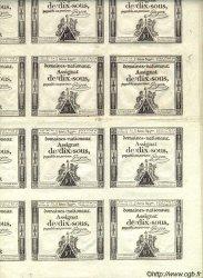 10 Sous FRANCE  1792 Laf.159a SUP