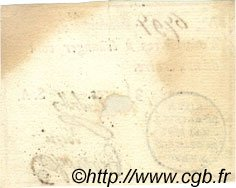 3 Livres siège de Mayence FRANCE  1793 Laf.248 TTB+