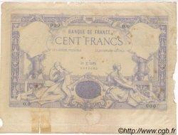 100 Francs 1882 FRANCE  1882 F.A48.00 TTB