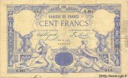100 Francs 1882 FRANCE  1882 F.A48.02 TB