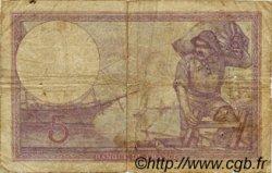 5 Francs VIOLET FRANCE  1924 F.03.08 B
