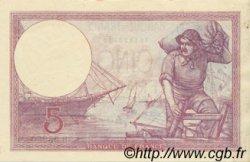 5 Francs VIOLET FRANCE  1928 F.03.12 SUP
