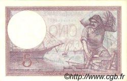 5 Francs VIOLET FRANCE  1930 F.03.14