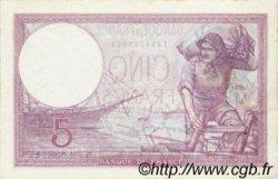 5 Francs VIOLET modifié FRANCE  1939 F.04.04 pr.SPL