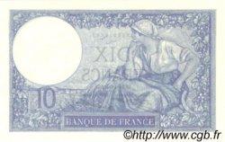 10 Francs MINERVE FRANCE  1932 F.06.16 SPL
