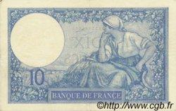 10 Francs MINERVE FRANCE  1932 F.06.16 SUP+